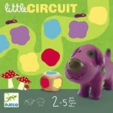 Djeco. Little Circuit Juego 2-5 a Ps