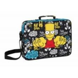 The Simpsons. Bart. Cartera Extraescolar