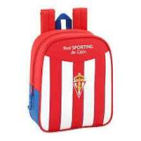 Real Sporting. Mochila guarderia 22 cm