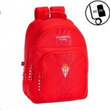 Sporting. Mochila Escolar Adaptable a Carro