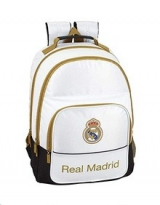 Real Madrid. Mochila Escolar Adaptable a Carro  ( Oferta 28 )