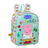 Mochila Guardería Adaptable a Carro Peppa Pig Perfect Day