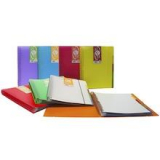 Carpeta 40 Fundas In&Out Extraibles Verde