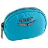 Chic & Love.Monedero Azul