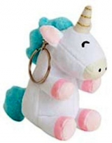 Wonderful. Llavero de Peluche Unicornio no Hay Nada Imposible