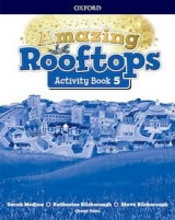 5ep Amazing Rooftops 5. Activity Book Pack