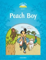 Classic Tales Level 1 Peach Boy: Pack 2ED