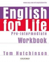 English for Life Pre-Intermediate: Workbook (07)