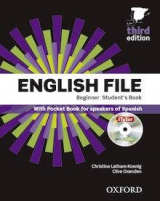 English File 3rd edition Beginner Pack Student's Book, iTutor y libro fotocopiable