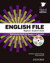 (PACK+KEY).ENGLISH FILE BEGINNER 3ªED. (15)