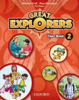 2ep Great Explorers Class Book