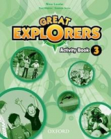 3ep Great Explorers (Activity Book)