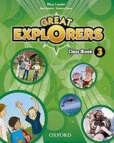 3ep Great Explorers Class Book