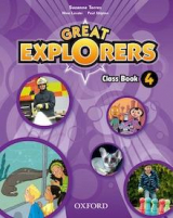 4ep Great Explorers (Class Book