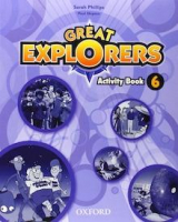 6ep Great Explorers (Activity Book)