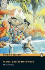 Penguin Readers 1: Marcel goes to Hollywood Book & CD Pack