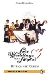 Peguin Readers 5:Four weddings and a funeral Book & CD Pack