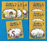 1ep Pack Jolly Phonics Workbook, (Pack Completo 1-7)