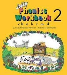 1ep Workbook 2 Jolly Phonics
