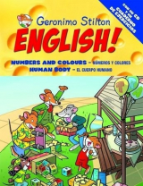 Geronimo Stilton English. Numbers And Colours. 2