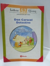 Cuad. Don Caracol Detective