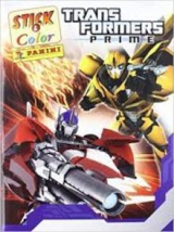 Stick & Color Transformers - Panini
