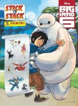 STICK & STACK BIG HERO 6 - PANINI