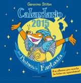 Calendario Geronimo Stilton 2015